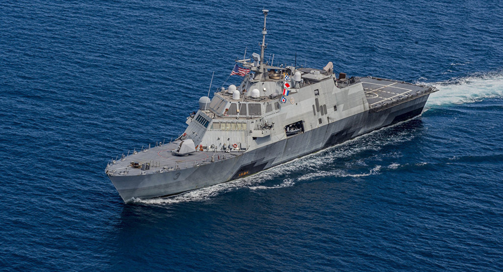 Fort Worth LCS-3
