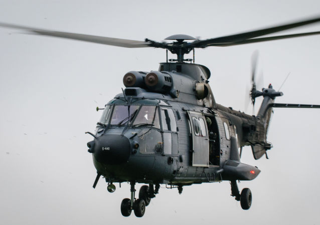 Airbus Helicopters H215M