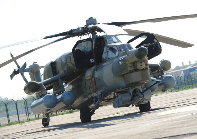 Mi-28-NE  [Night Hunter]