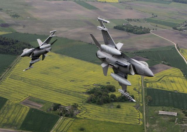 jagerfly F-16