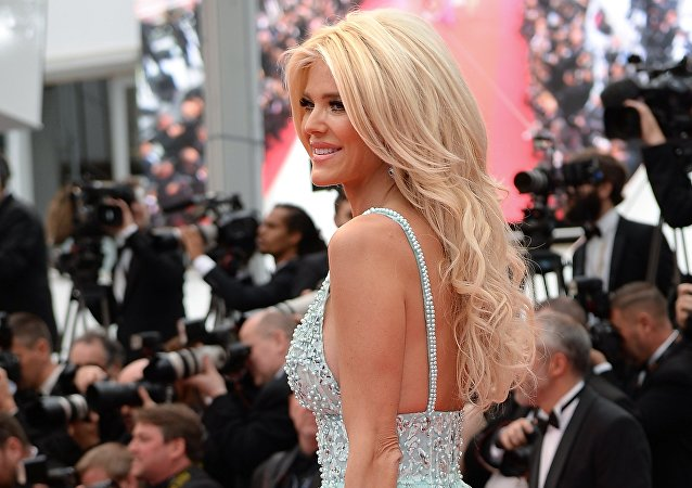 Victoria Silvstedt, Thụy Điển