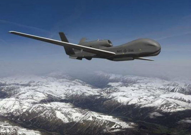 Northrop Grumman's RQ-4 Global Hawk