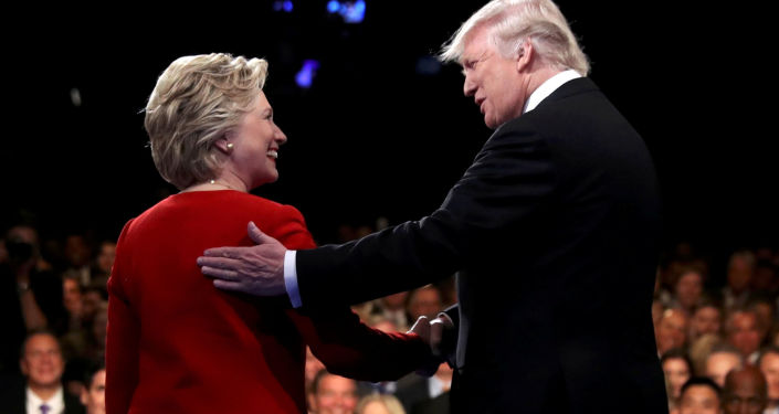 Donald Trump và Hillary Clinton