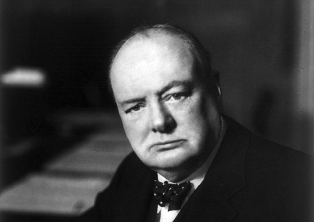Winston Churchill năm 1941
