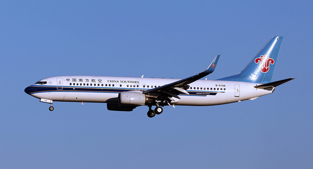 China Southern Airlines   Boeing 737-81B(WL)   PEK
