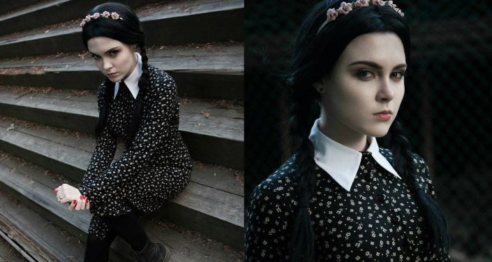 Wednesday Addams (« The Addams Family»)